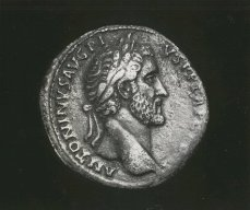 Coin of Antonius Pius